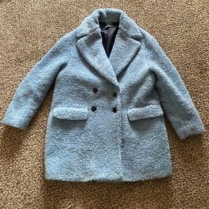Zara faux coat